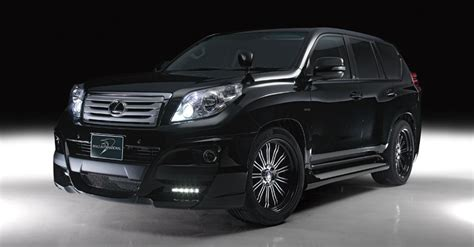 'Black Bison Edition' body-kit for Toyota Land Cruiser 150 ...