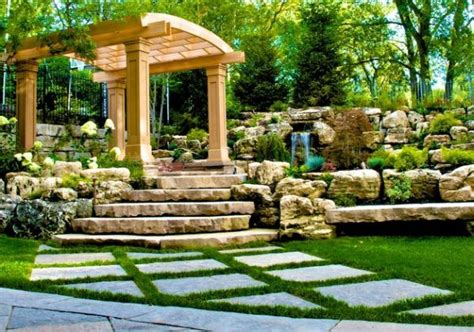 landscaping with pergolas shaded to perfection elegant pergola designs for the modern home