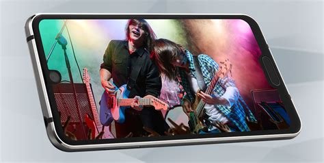 sharp aquos r2 compact revealed a tiny phone with two notches