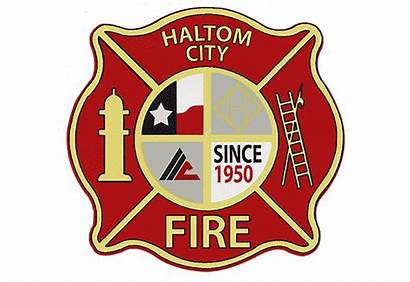Fire Haltom Department Rescue Texas Oncor