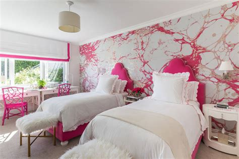 pink and white wallpaper for a bedroom 15 modern wallpapers for contemporary decorators 21139