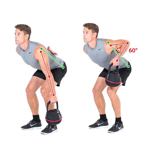 bent rowing kettlebell exercise exercises bicep arm arms biceps rotate chest press ex leg gymbox