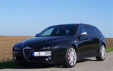 file alfa romeo 159 sw 2009 jpg wikimedia commons - Alfa Romeo 159 Sw