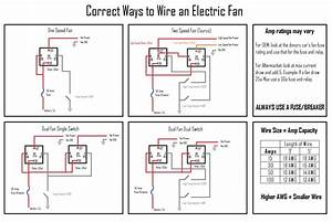 The Correct Way To Wire An Electric Fan