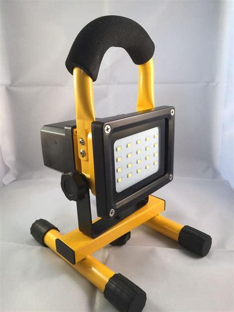 Cordless Lighting by Cordless Rechargeable 20 Led Garage Light Work Light Task