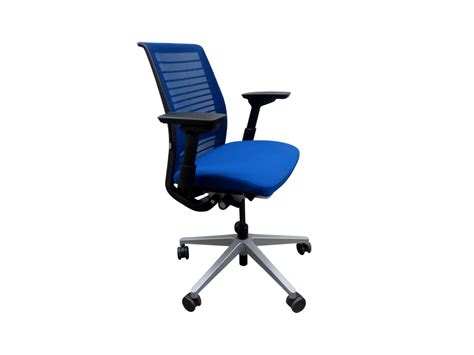 fauteuil de bureau steelcase think siège d 39 exposition