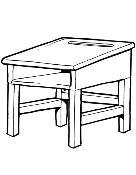 bureau dessin coloriage bureau 28 images desk stock illustration