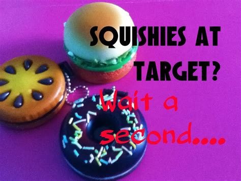 Squishies At Target? Wait A Second Youtube