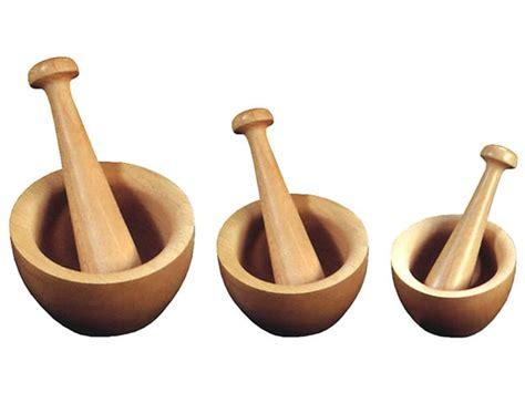 mortier cuisine bois mortier de cuisine bois ø 10 cm avec pilon