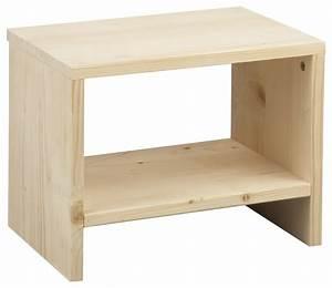 Alinea Table De Chevet : table de chevet design alinea ~ Teatrodelosmanantiales.com Idées de Décoration
