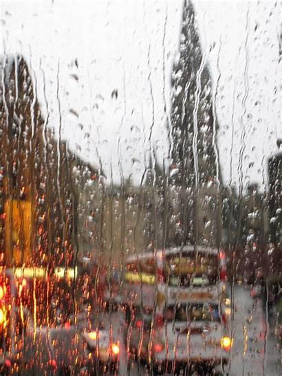 Scotland Rainy Raining Rain Days Summer England