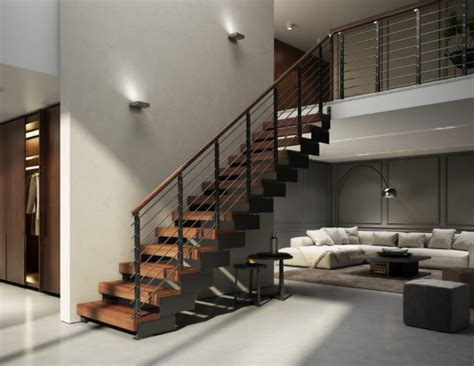 Modern Stair Railing Systems