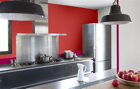 cuisine deco peinture decoration interieur cuisine peinture