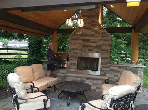 outdoor patio fireplace designs flauminc com