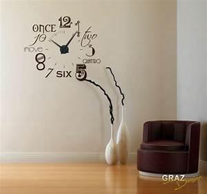 Wandtattoo Wall Art : wandtattoo f rs wohnzimmer ~ Sanjose-hotels-ca.com Haus und Dekorationen