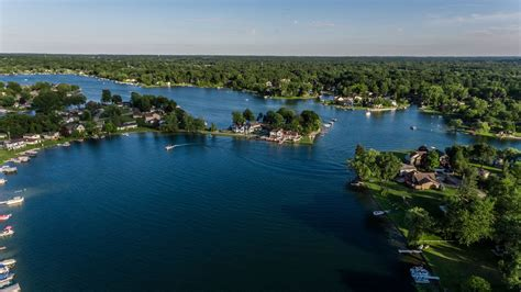 The iosco county fairgrounds are located in hale. Two Lakes in White Lake Michigan - Oakland County ...