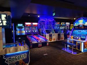Elegant Simple Arcade Room Ideas #28699
