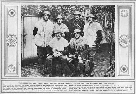 Pirmais Pasaules karš: britu karavīri pirmoreiz izmanto ...