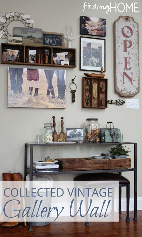 kitchen wall decoration ideas decorating ideas collected vintage gallery wall finding