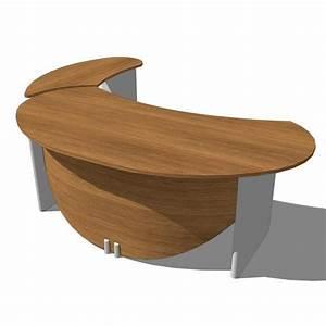 Tazio CEO Office 3D Model - FormFonts 3D Models & Textures