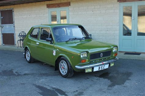 Fiat 127 For Sale by Preloved 1973 Fiat 127 Derivazione Abarth For Sale In