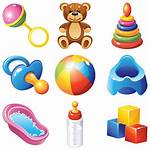 Icons Vector Illustration Rattle Clipart Clip Illustrations