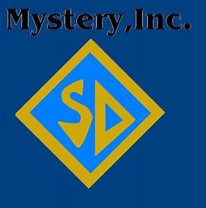 Mystery inc logo by cdot284 on DeviantArt