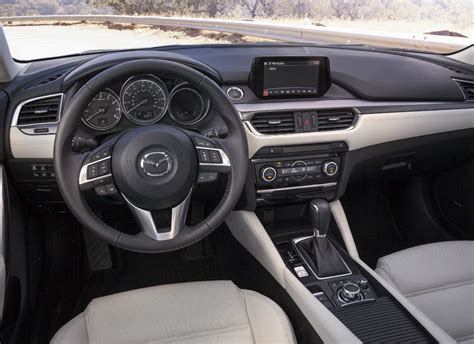 Mazda 6 Interior 2016 by 2016 Mazda 6 Interior Features Specs 1 Serra Mazda