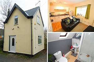 Is This Britain39s Smallest Detached House Tiny One Bed