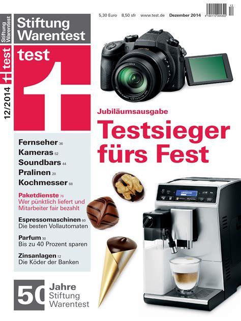 Test Dispersionsfarbe Stiftung Warentest by Kaffee Vollautomaten Test 2014 Die Stiwa Analyse