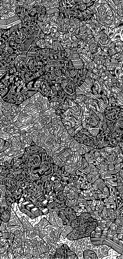 Dbrand S10 Robot Galaxys10 Wallpapers