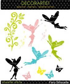 Fairy Silhouette Clip Art