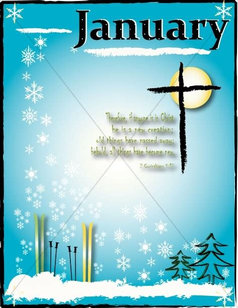 january bulletin cover