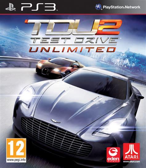 Giochi Di Test - test drive unlimited 2 per ps3 gamestorm it