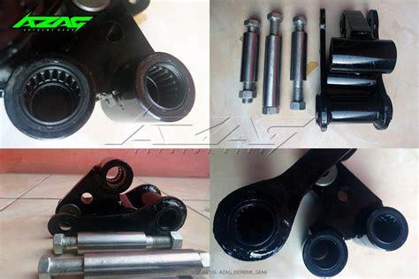 jual unitrack bearing bambu klx dtrackers di lapak rihan azag gear odom