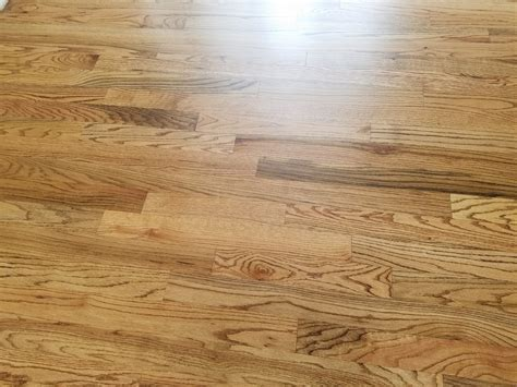 Fort Collins Hardwood Installer ? red oak # 1 with nutmeg