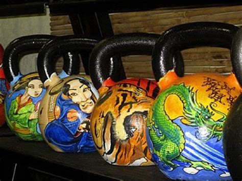 kettlebells kettlebell cool designs painted custom own funny bumper bells arty favourite plates kettle tgif onnit workout fri weekly feb