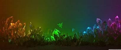Razer Chroma Background Crystals Ultrahd Wallpapers Tweet