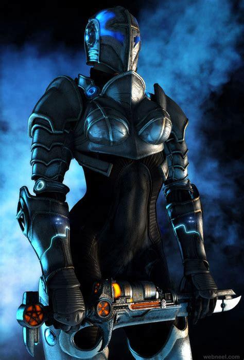 gambar desain karakter robot  depan  photoshop update area kumpulan gambar animasi