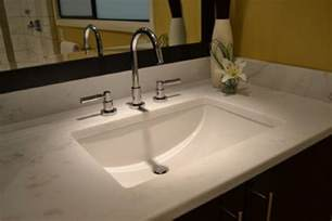 Best Sink Material For Bathroom by Why Choose Undermount Bathroom Sinks Bath Decors