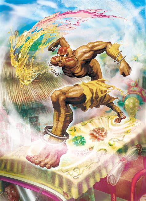 Dhalsim Street Fighter X Tekken Wiki Fandom Powered By