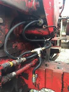 Farmall 706 Auxiliary Valve Leak S