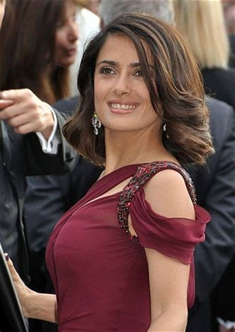 Salma Hayek - Wikipédia Idea for hair color in autumn ...