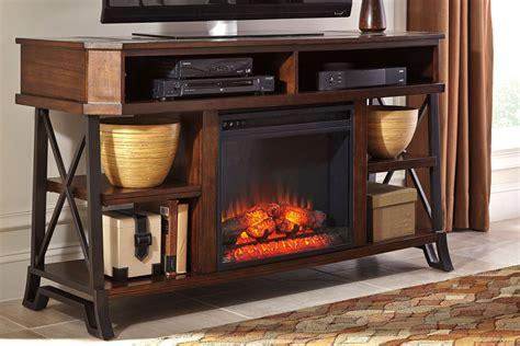 Vinasville Black Electric Fireplace Insert At Gardner-white