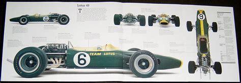 supercars issue 30 lotus 49 felix wankel of the rotary engine ebay