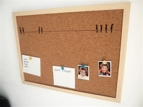 Meme Boards - get a sophisticated centerpiece in your home office by presenting cool cork boards ideas on your