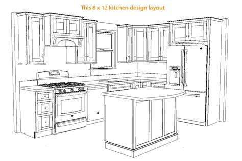 kitchen cabinet layout design which is the best kitchen layout for your home 5549