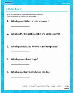 Solar System Test Questions (page 4) - Pics about space