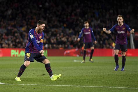 Barcelona vs Valencia result, LIVE stream online: LaLiga ...