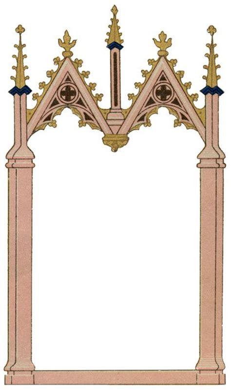 cornici medievali clipart 2620463